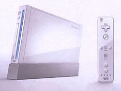 Wii(ウィー) 本体リリース!