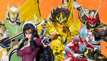 Bandai New Releases in June 2014 are now listed!