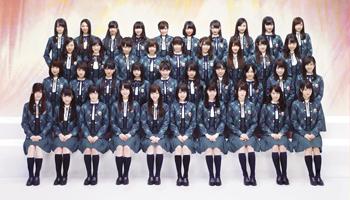【終了】乃木坂46 アルバムご購入で今だけステッカープレゼント