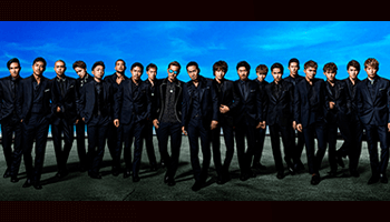 EXILE 15周年記念日に豪華ベストアルバム発売