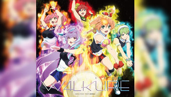 "Macross Delta ""WALKURE"" 1st album with external bonus!"
