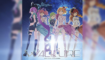"Macross Delta ""WALKURE"" 2nd single with external bonus!"