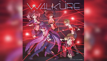 "Macross Delta ""WALKURE"" 2nd album with external bonus!"