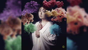 "Megumi Hayashibara new single ""Imawa no Shinigami"" with Exclusive Picture gift!"