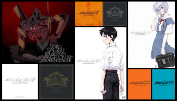 Evangelion Film Poster Campaign! *The offer is over.