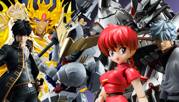 Bandai new figures for January 2016!