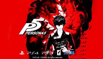PS3,PS4『ペルソナ5』、オリ特決定!