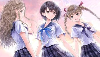PS4,PSV 『BLUE REFLECTION 幻に舞う少女の剣』、オリ特決定!