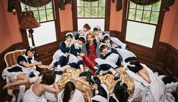 【終了】オリ特ポスター付き!清竜人25 シングル「My Girls」発売