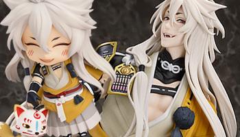 Token Ranbu new figures/goods on preorder!