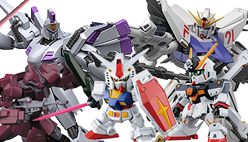 Latest Bandai Plastic Models on Pre-order!