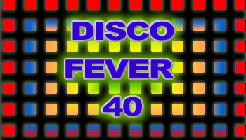 DISCO FEVER 40 第一回発売
