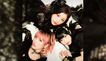 "Mia REGINA 3rd single ""My Sweet Maiden"" with Exclusive picture bonus!"