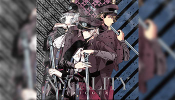 "IDOLISH7: TIGGER 1st album ""REGALITY"" with Exclusive Bonus!"