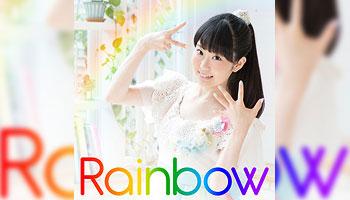 "Nao Toyama 1st album ""Rainbow"" with external bonus!"