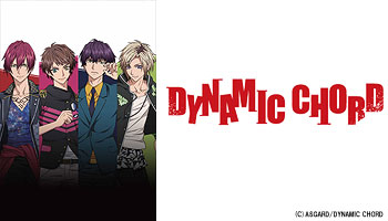 [D/L:14/Mar/'18] DYNAMIC CHORD for complete set!