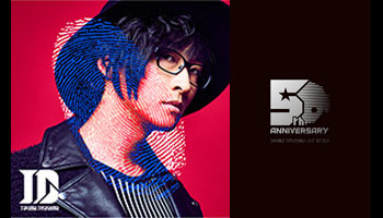"Takuma Terashima 7th single ""ID"" & LIVE BD BOX with external bonus!"