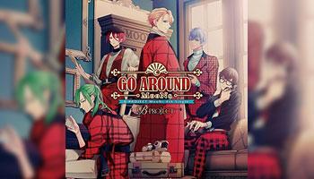 特典画像公開!GO AROUND/MooNs -B-PROJECT