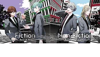 【特典は終了しました】同時購入特典画像公開!うたの☆プリンスさまっ♪デュエットドラマCD「Fiction」&「Non-Fiction」