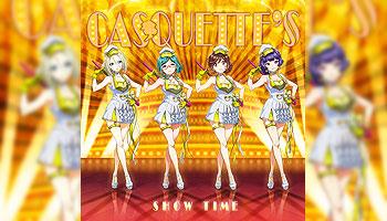 特典画像公開!SHOW TIME / CASQUETTE'S -Tokyo 7th シスターズ