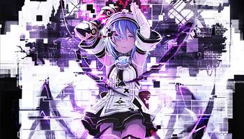 PS4 『Death end re;Quest』、オリ特決定!