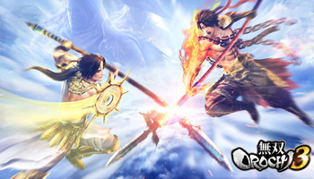 PS4,Switch『無双OROCHI 3』、オリ特決定!