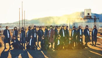 欅坂46 ドコモCMでも話題の6thシングル「ガラスを割れ!」