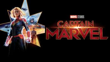 先着でステッカーをプレゼント!『キャプテン・マーベル』劇場公開記念 マーベル・スタジオ・キャンペーン