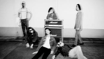 収録内容決定!Suchmos 2年振りとなる待望のFull Album「THE ANYMAL」