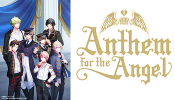 "Uta no Prince Sama: HEVENS 1st mini album ""Anthem for the Angel"" exclusive bonus!"