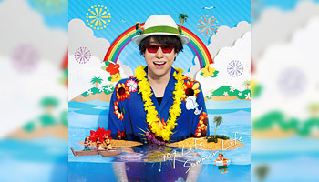 "Kenichi Suzumura 14th single ""My Life Summer Life"" with external bonus!"