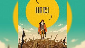 "RIB 4th album ""Ribing fossil"" with exclusive bonus!"