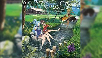 """[CDJ Bonus] KonoSuba (Movie) Outro Theme Song """"My Home Town"""""""