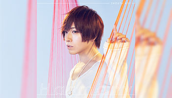 "Shota Aoi 11th single ""Harmony"" with Exclusive Bonus!"