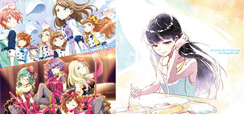 [CDJ Bonus] Tokyo 7th Sisters: New Unit Single & 2nd OST!