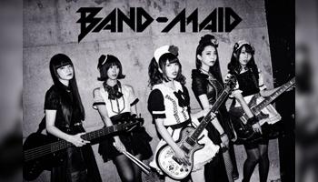 【期間限定】BAND-MAID 対象商品ご購入でステッカープレゼント!