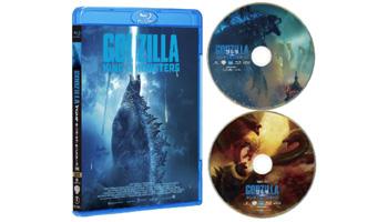 ハリウッド版GODZILLA最新作!『ゴジラ キング・オブ・モンスターズ』パッケージ化