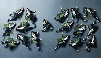 欅坂46 2019年第一弾となるニューシングル「黒い羊」ついに発売