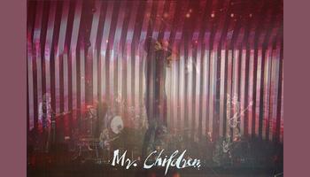 Mr.Children 全国アリーナツアー『重力と呼吸』待望の映像化!