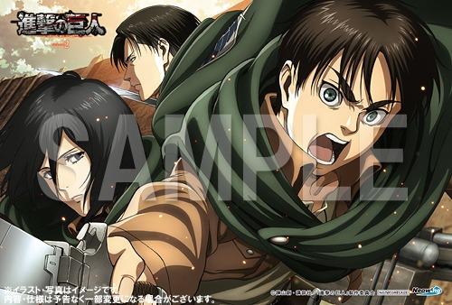 CDJapan Attack On Titan Season 2 Blu Ray DVD Box With Exclusive Bonus