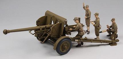 1/35 G40 日本陸軍 75mm機動九〇...