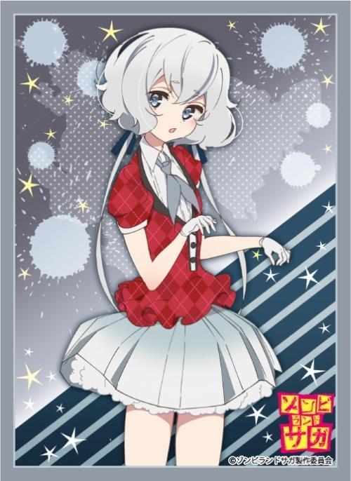ブロッコリー キャラクタースリーブ ゾンビランドサガ 「紺野純子」