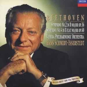 ベートーヴェン: 交響曲第2&4番 ...