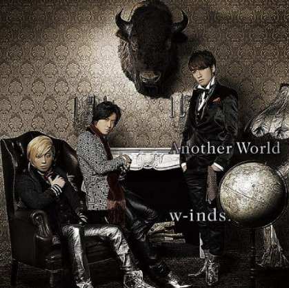 CrimsonRain.Com 日韓大碟推薦:w-inds. - Another World