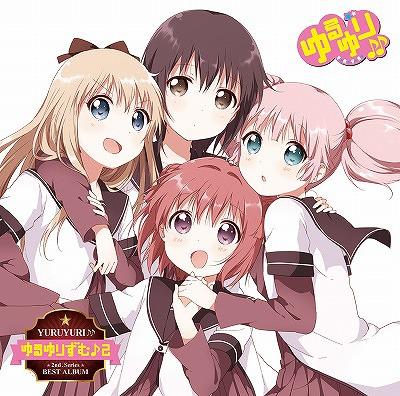 [140521] YURUYURI♪♪2nd.Series Best Album「ゆるゆりずむ♪2」(320K)