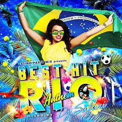 LATINO PARTY MIX presents -BEST HIT RIO ANTHEM- mixed by DJ SAFARI
