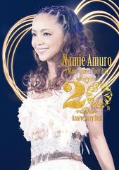 namie amuro 5 Major Domes Tour 2012 〜20th Anniversary Best〜 [DVD+2CD]