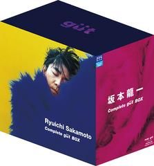 坂本龍一 Complete gut BOX [Blu-spec CD]