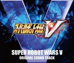 送料無料有/[CD]/ゲーム・ミュージック/PS4(R)/PS Vita用ソフト『スーパーロボット大戦V』オリジナルサウンドトラック/LACA-9586