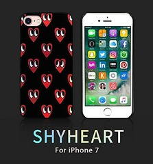 iPhone7 (4.7インチ) Twinkle Case Shyheart DS9002i7